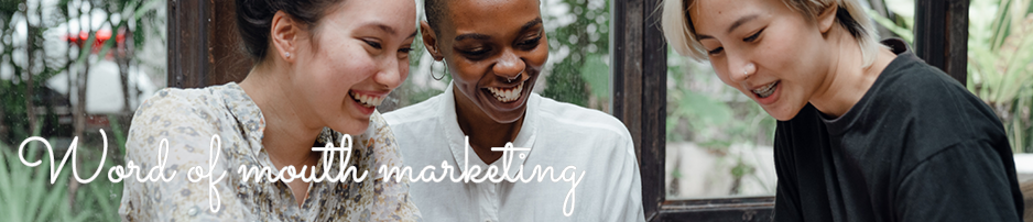 Word of mouth marketing and referrals for the hair and beauty industry